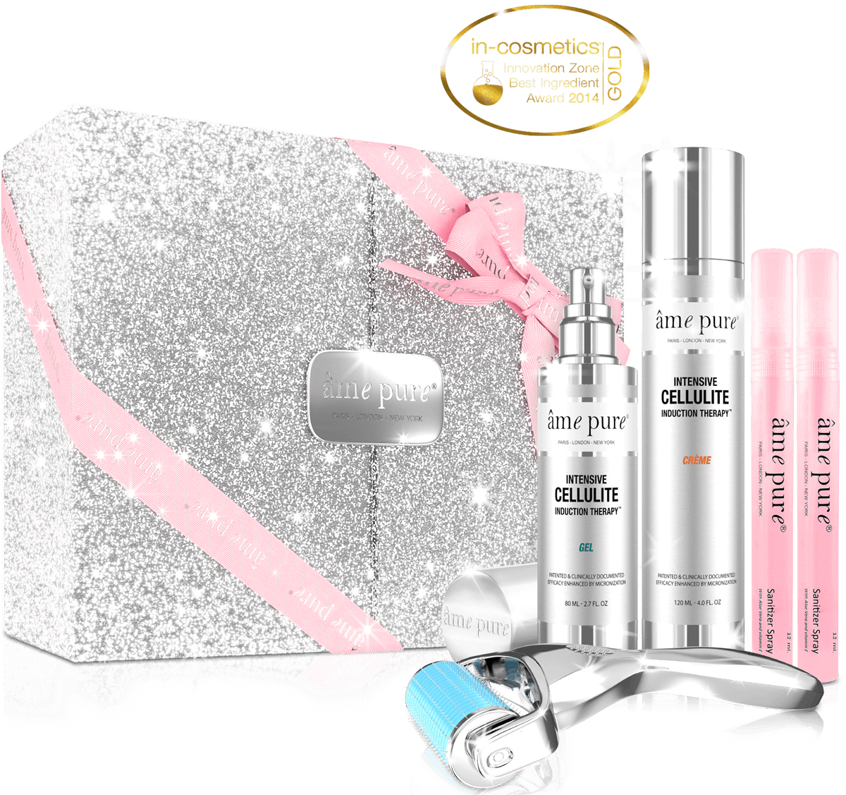 Intensive Cellulite Eraser™ + Geschenkbox