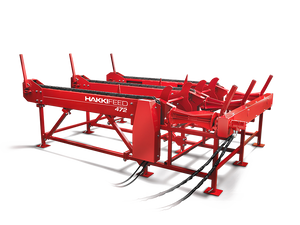 Hakki Pilke firewood processor feed table