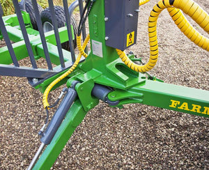 Frame steering on FARMA