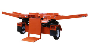 woodmizer firewood splitter for professionals