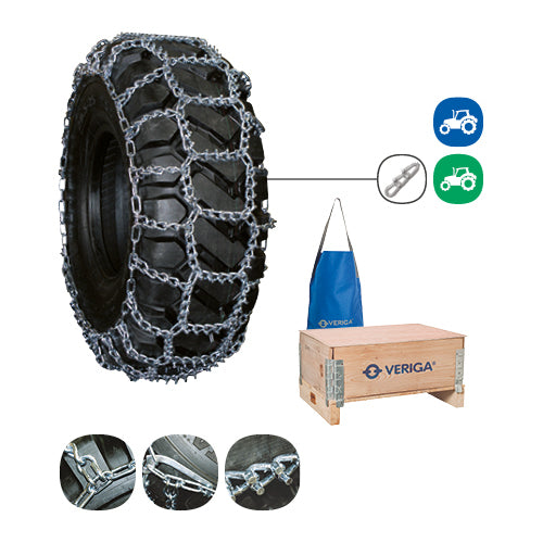 Grip Stud Tire Chains
