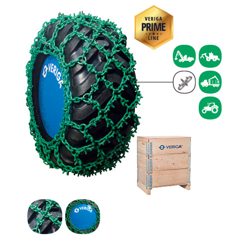 Extreme Grip Forestry Chains