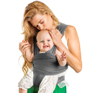 How Do You Use a Stretchy Baby Wrap?