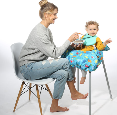 high chair cover, baby chair cover