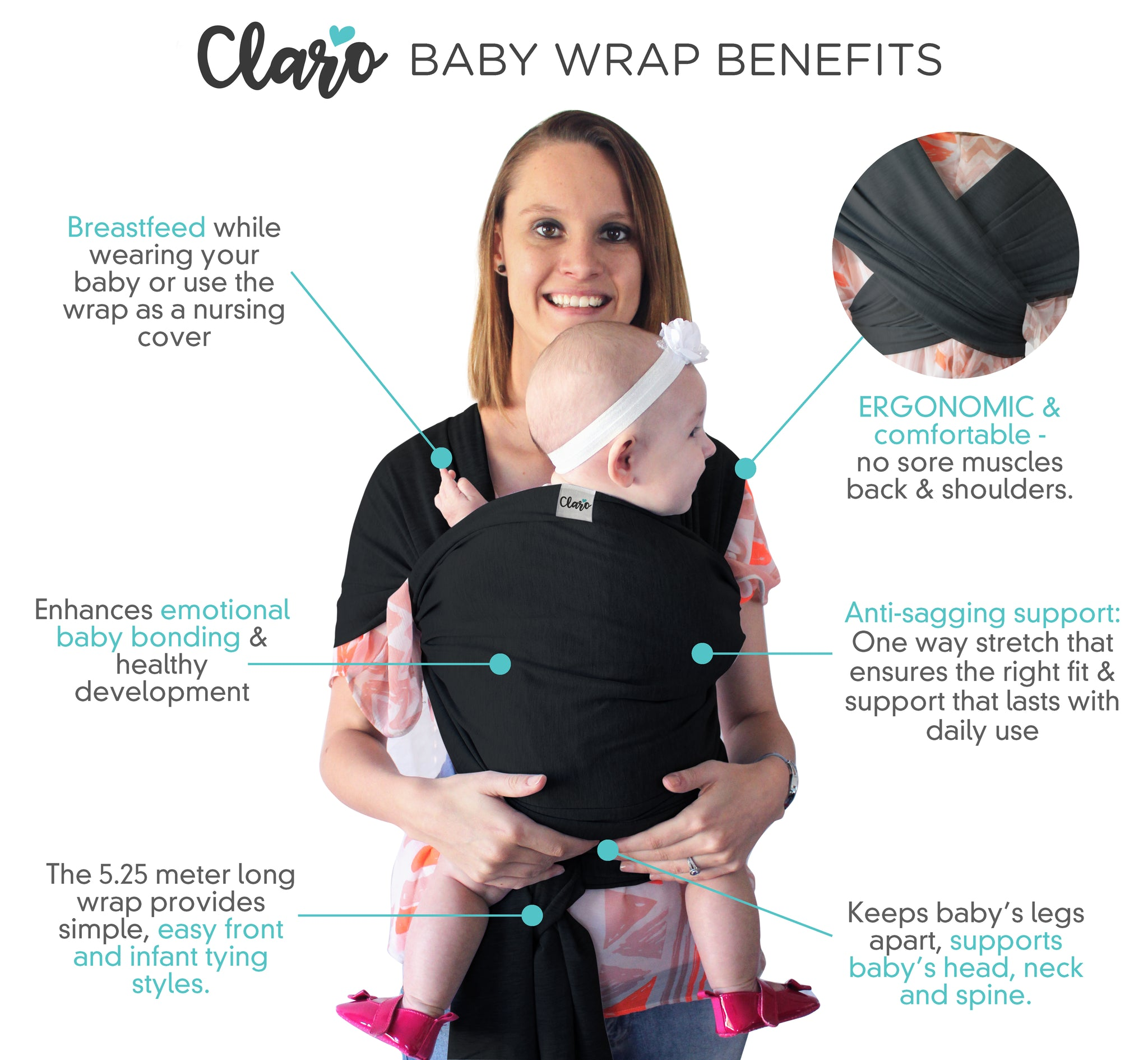 Claro Baby Your Baby Products Brand Must Haves Made Better