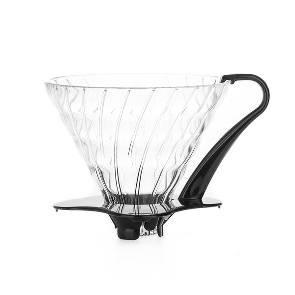 Hario Glass Dripper V60-03 - Black