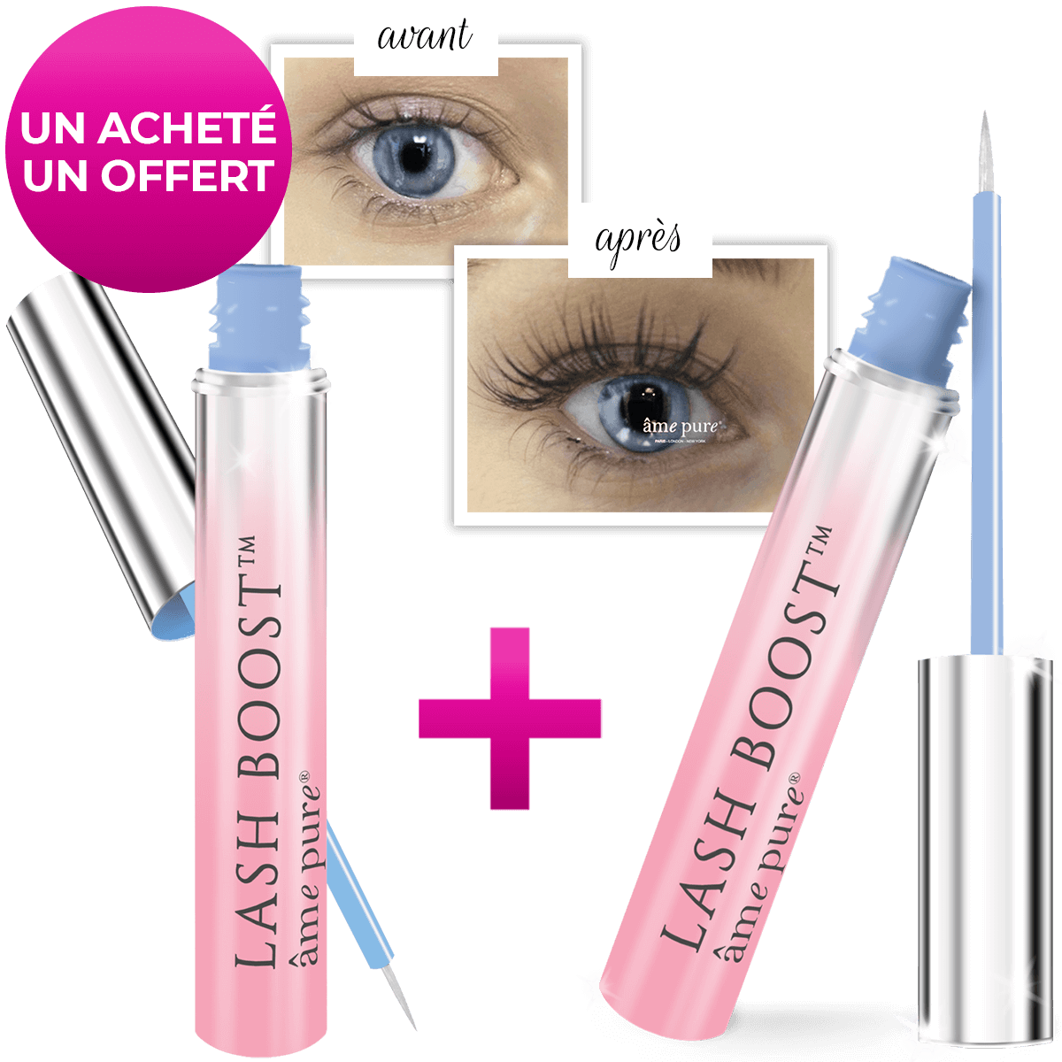 2 X Lash Boost™ |  Wimpernserum