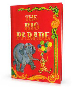 Personalized Book, The Big Parade Personalized Book, A Personalized Storybook For Kids, Kids Book