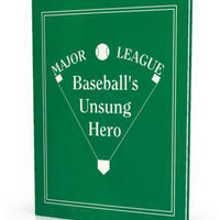 Personalized Children's Book, Major League Baseball's Unsung Hero, Personalized Book - Connie's Personalized Music, Books & More
