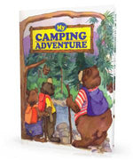 Personalized Children's Books, My Camping Adventure, A Personalized Storybook For Kids - Connie's Personalized Music, Books & More