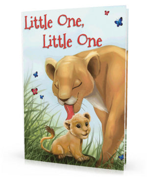 Personalized Children's Book, Little One Little One, Baby Shower Gift