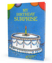 My Birthday Surprise Personalized Book, A Personalized Storybook For Kids