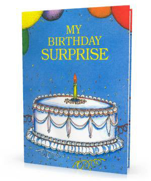 My Birthday Surprise Personalized Book, A Personalized Storybook For Kids - Connie's Personalized Music, Books & More