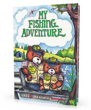 Personalized Children's Book, My Fishing Adventure, Personalized Storybook For Kids - Connie's Personalized Music, Books & More