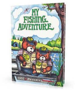 Personalized Children's Book, My Fishing Adventure, Personalized Storybook For Kids