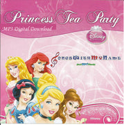Disney's Princess Tea Party, Personalized Songs - DIGITAL DOWNLOAD ONLY - Connie's Personalized Music, Books & More
