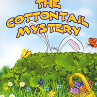 Personalized Children's Book, Custom Name Book, The Cottontail Mystery, Personalized Children's Storybook, Birthday Gift, Easter Gift