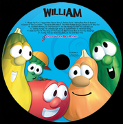 "Personalized Veggie Tales ""Silly Song""s CD and Digital Download - Connie's Personalized Music, Books & More"