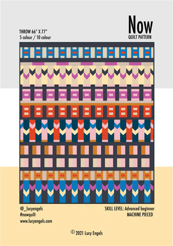 Now quilt pattern