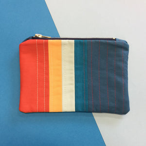 Lil Pouch - Red / Yellow