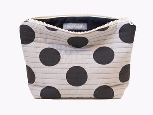 Big Spot Pouch - Grey