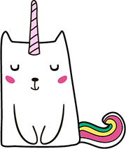 Unicorn & Cat