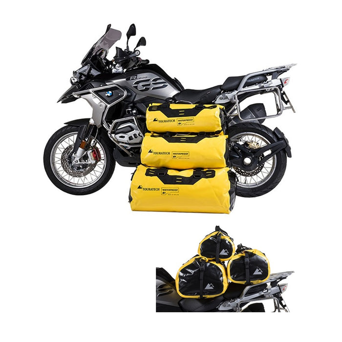 Waterproof Dry Bag Adventure Rack-Pack, Size XL (89 Litres) - SIMZ Werkz