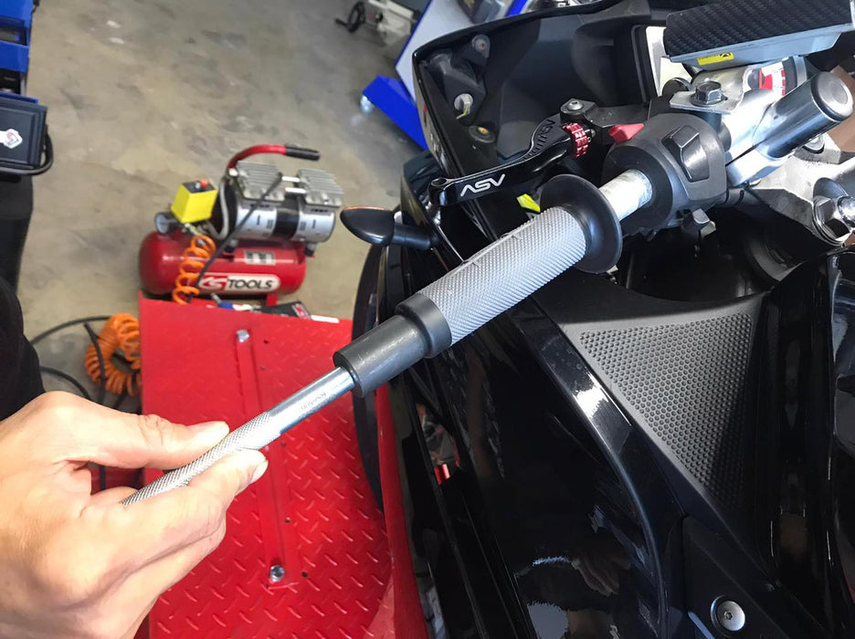 Grip End Cutter