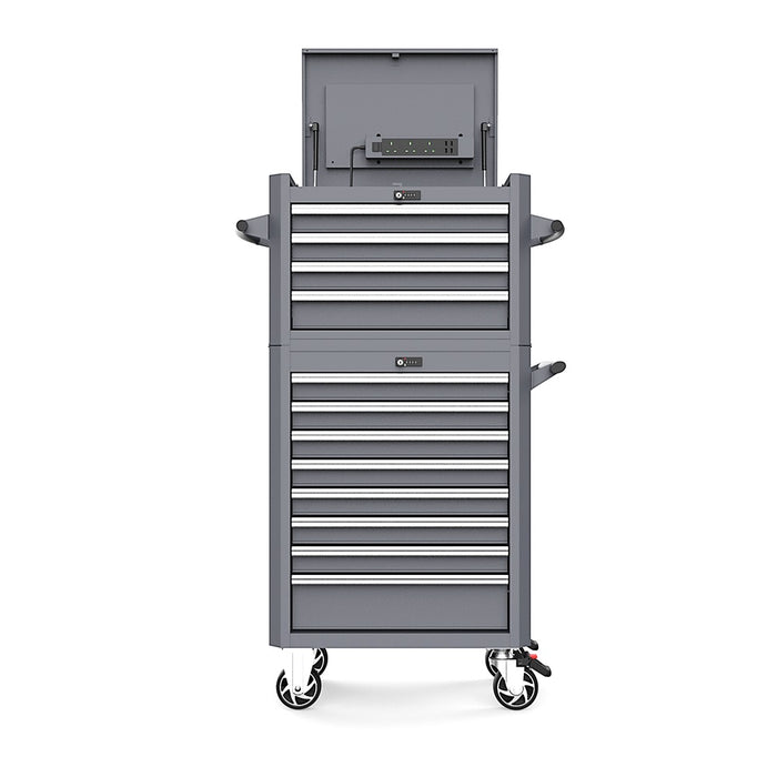 12-Drawer Digit Lock Tool Cabinet with 359pcs Professional Tools Set