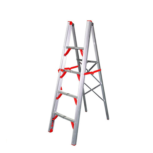 5FT Single Sided Folding Step Ladder - SIMZ Werkz