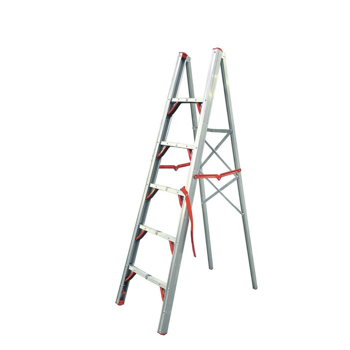 6FT Single Sided Folding Step Ladder - SIMZ Werkz