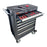 7-Drawer Digit Lock Tool Cabinet with 232pcs Professional Tools