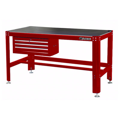 Work Bench with 3-Drawer Add-on Chest - SIMZ Werkz