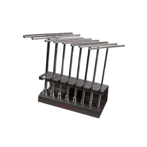 8 Pcs T-Handle Socket Wrench Set with a Stand (300mm)