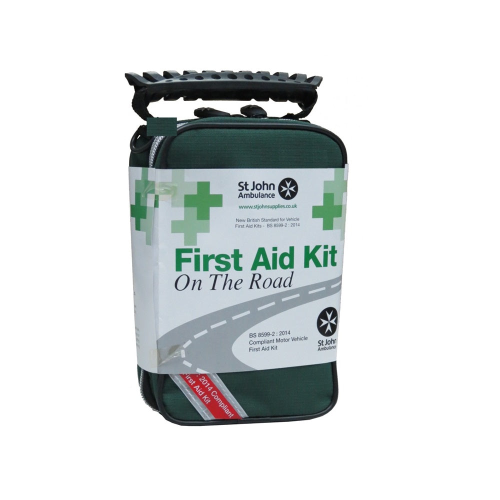 Motorist Small First Aid Kit (Green Pouch) - SIMZ Werkz
