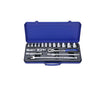 "18 PCS 1/2"" Dr. 6PT Socket Set - SIMZ Werkz"