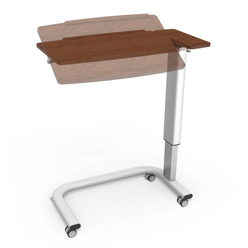 Overbed Table with Tilt Function (Woodgrain) - SIMZ Werkz