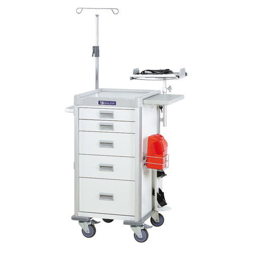 "Narrow Cart 34"" (White) - SIMZ Werkz"