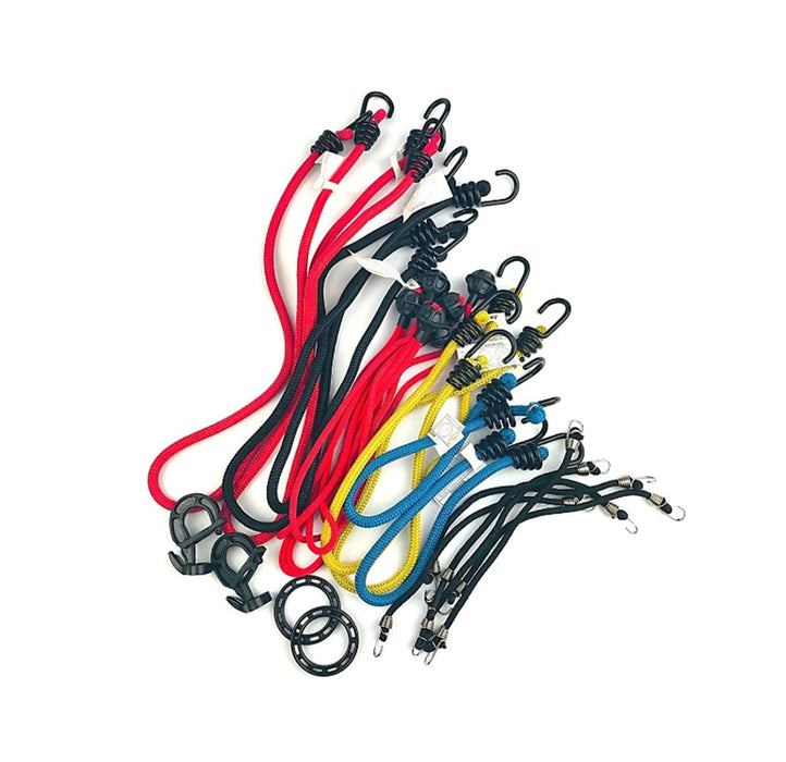 Bungee Cord 24pcs Pack
