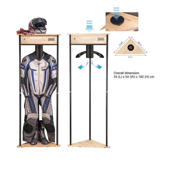 Riding Gear Stand - SIMZ Werkz