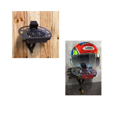Helmet Rack with AC Fan and Ionizer (3200 RPM)