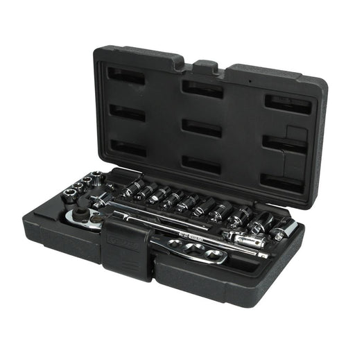 Air-Conditioning Socket Set, 19pcs - SIMZ Werkz