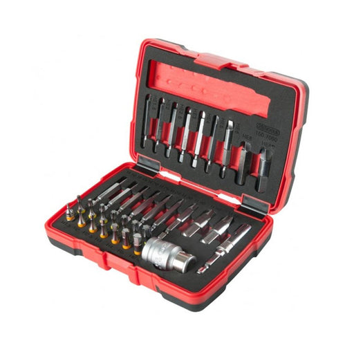 "1/4"" + 10mm Torx and Hexagonal Screw Extractor Set, 34 pcs - SIMZ Werkz"