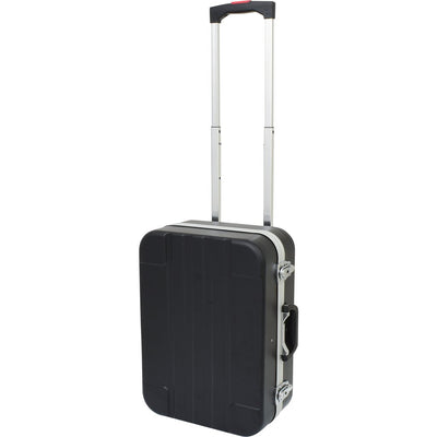 ABS Hard Protective Case with Removable Telescopic Trolly - SIMZ Werkz