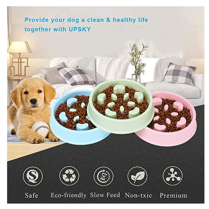 UPSKY Slow Feeder Dog/Cat Bowl