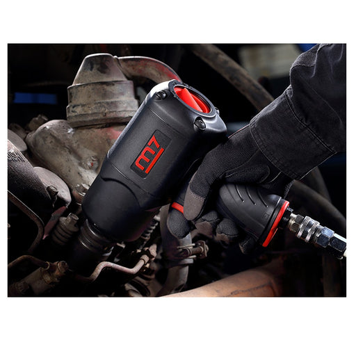 "3/4"" Dr. Air Impact Wrench, Twin Hammer Type, 1500ft-lb"