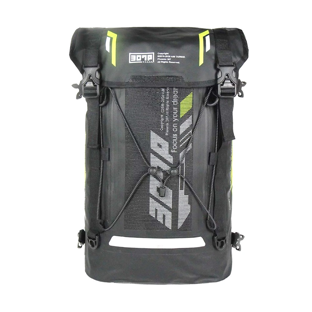 PX-5 PRO MK2 <br>Waterproof Sports Backpack <br> in Fluorescent Yellow (25L)