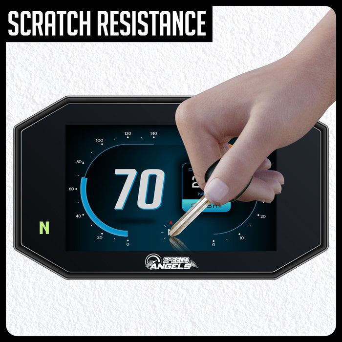 Dashboard Screen Protector - KTM Duke 125/ 390 2017+/ 790 Adventure 2019+/ 390 Adventure 2020+