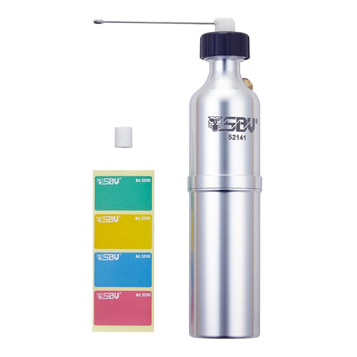 Rechargeable ECO-Spray Bottle in Aluminium (500ml) - SIMZ Werkz