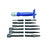 Chisels and Pin Punches with Interchangeable Handle, 13pcs - SIMZ Werkz